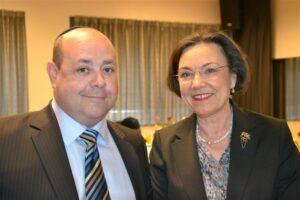 Viering Seideravond: Nicky Cohen met speciale gast Gerdi Verbeet